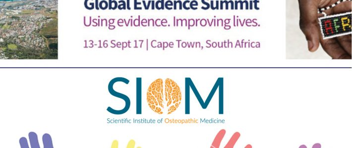 GLOBAL EVIDENCE SUMMIT (GES)